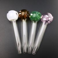 Best Hand Blown Technology Smoking Glass Water Pipe For Daily Use 4.7 Inches wholesale