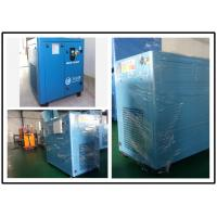 Best 7.5KW 10hp Fixed Speed Air Compressor Screw Type Single Stage Customized Color wholesale