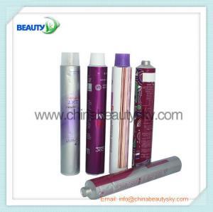 Quality Soft tube aluminum container, empty aluminum tube 2C-6C printing wholesale