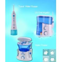 Best Portable Ultrasonic Oral Irrigator Water jet Flosser For Home / Traveling Use wholesale