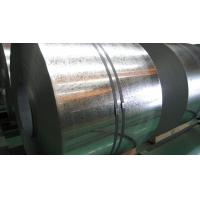 Best ASTM A653 Hot Dipped Galvanized Steel Strip Q195 Grade 50 Steel Coil wholesale