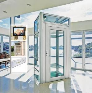 Best Side Opening Small Residential Elevators , Beautiful Design Villa Elevator wholesale