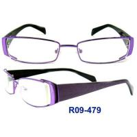 Buy cheap Fashional stianless steel optical frame spectacles from wholesalers