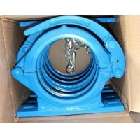 Quality Custom Quick Release Pipe Clamps Coupling Sany / Schwing Concrete Pump Parts wholesale