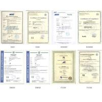 Shenzhen Mofei Digital Co., Ltd.(Shenzhen Guojiang Indutrial CO., LTD.) Certifications