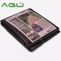 Best China AGU ground cover mesh factory cheap price PP weed mat wholesale
