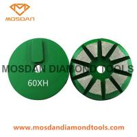 Best Terrco Speed Shift Concrete Grinding Disc with 10 Segments wholesale