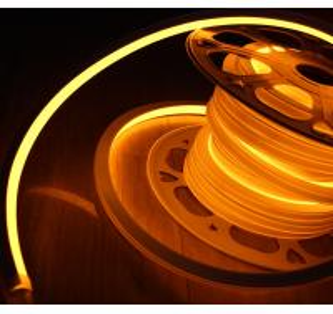 Quality super brightness yellow square neon led light  smd2835 pvc tube 12v  for house wholesale