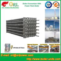Best Water Heater Boiler Stack Economizer Boiler System , Boiler Economiser wholesale