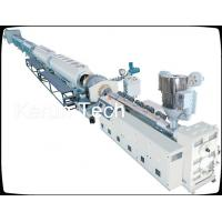 Cheap Large Capacity Hdpe Pipe Extrusion Line Plastic Pipe Making Machine for sale