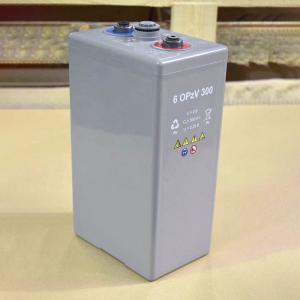 Best 300 Amp OPzV Tubular Gel Battery 355mm 28Kg Long Life Solar Lead Acid Battery wholesale