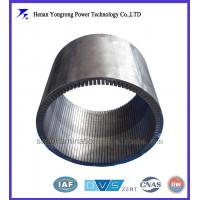 China Silicon steel stator lamination for permanent magnet motor on sale