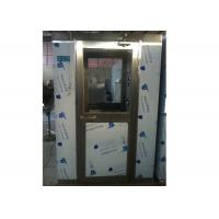 Cheap Electronic Interlock Stainless Steel Air Shower Clean Room Laboratory for sale
