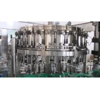 Best Soda Water / Carbonated Soft Drink Production Line Stainless Steel 380V 50Hz wholesale