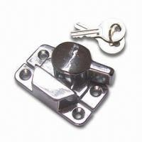 Best Zinc Alloy Window Lock with Chrome Plating wholesale