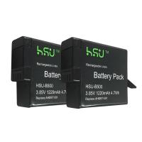 Best Replacement GoPro Batteries AHDBT - 501 / GoPro Hero5 Battery 1220 mAh Power wholesale