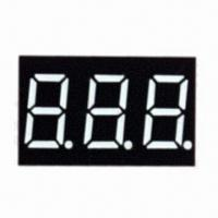 Best 7-segment LED Display with 0.36-inch Digit Height and Excellent Character Appearance wholesale