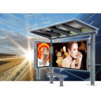 Buy cheap solar bus stop shelter from wholesalers