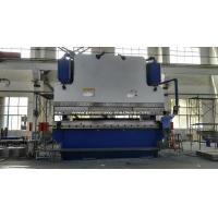 Best 450 Mpa CNC Hydraulic Press Brake Machine With Tooling ISO 9001 Certification wholesale