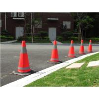 Details of Light Weight Square Traffic Cones 75cm EVA ... Traffic Cone On Road