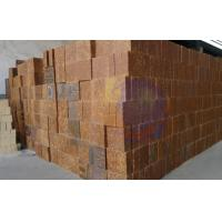 Best High Temperature Kiln Refractory Bricks , Magnesia Spinel Bricks For Lime Kiln Project wholesale