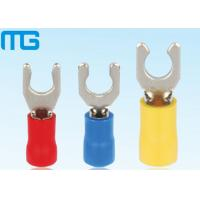 Best Pre - Insulating Locking Spade Insulated Wire Terminals LSV LSVL LSVS T23 - Copper With Tin Plated wholesale