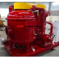 Cheap Reliable quality hot sales drilling fluid vacuum degasser APZCQ for sale for sale