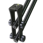 Portable DSLR Video Camera DV 4FT Mini CNC Jib Arm Crane Jib Arm Stabilizer
