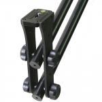 Portable DSLR Video Camera DV 4FT Mini CNC Jib Arm Crane Jib Arm Stabilizer Extension