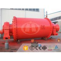 Best Wet And Dry Industrial Ball Mill Small Scale PLC Control Continuous Running wholesale