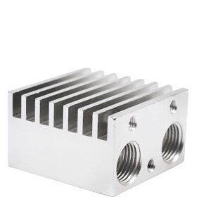 Best 1.75 Wire 0.4 Nozzle E3D Chimera Extruder Single Head Two Color wholesale