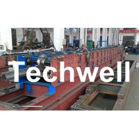 Best 1.8 - 2.3mm Rack Roll Forming Machine / Cable Tray Forming Machine TW-RACK wholesale