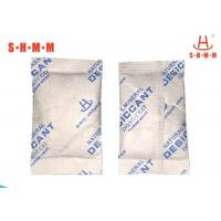 Best MDH-30 Drying Desiccant Packs , 30g Bentonite Clay Desiccant For Garment And Textile wholesale