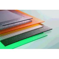 Best ISO / SGS Approved Polycarbonate Solid Sheet Anti Aging For Shopping Malls wholesale
