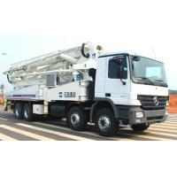 Best BENZ-ZOOMLION Used Concrete Mixer , Used Pump Truck 8×4 Drive Mode wholesale