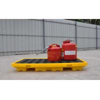 Best Oil Tank Storage HDPE Drum Spill Containment Deck, Spill Deck for 220L Oil Drum wholesale