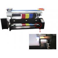 Quality Flag Printing Machine Use Sublimation Waterbased Ink Directly On Polyester wholesale
