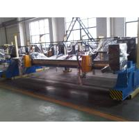 Best Gantry Flame CNC Cutting Machine With 5M Rail Gauge Metal Plate CNC Cutter / CNC Cutting System wholesale