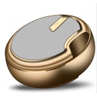 Best Aux Line Tf Card Wireless Bluetooth Speakers Hd Sound Gold Color Bluetooth 4.2 Sync wholesale