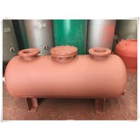 Best Carbon Steel Horizontal Air Compressor Receiver Tank Of Screw Compressor Medium Pressure wholesale