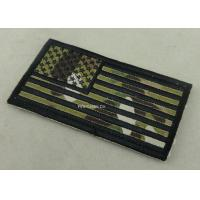 Best US Army Patches , Custom Embroidery Patches For Club And Uniform wholesale