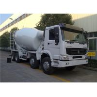 Best Sinotruk HOWO Concrete Mixer Truck 290hp 336hp 371hp 12 Wheeler 14M3 cement mixer truck wholesale