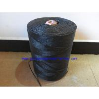 Best Submarine Armouring Cable Filler Material Splityarn Black Color 2mm - 3mm Diameter wholesale