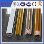 Best 6063 t5 aluminum profiles custom products triangle pipe / electrophoresis aluminium pipe wholesale