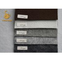 China Eco Friendly Nonwoven Fabric Polyester Felt Waterproof Fabric Roll on sale