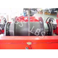 Best Customized Windlass Winch For Lifting And Dragging Ship / Heavy Object wholesale