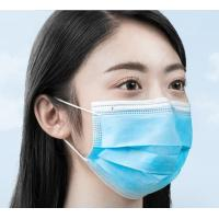 Best 3ply Disposable non woven printing mouth-muffle face mask with round earloop,Anti Virus Surgical Mask 3 Ply Medical Indo wholesale