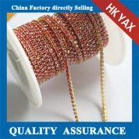 Best Roll strass chain cup;China Quality A Chain;Wholesale strass cup chain wholesale