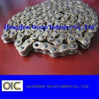 Buy cheap ISO/ DIN / ANSI Four Side Punch Motorcycle Chain 420 428 428H 520 530 630 from wholesalers