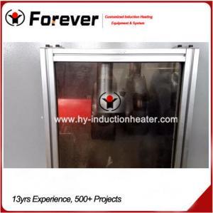 China Induction heat treatment machine,China induction heat treatment machine with PLC control system on sale